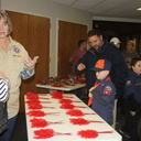 Cub Scouts from Pack 747 Decorate Wreaths photo album thumbnail 2