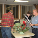 Cub Scouts from Pack 747 Decorate Wreaths photo album thumbnail 3