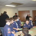 Cub Scouts from Pack 747 Decorate Wreaths photo album thumbnail 4
